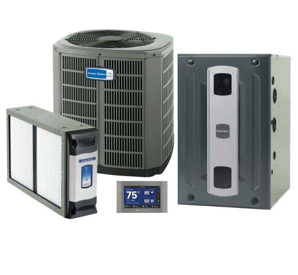 Buy a Furnace, Air Conditioning & Air purifier and get $1000 OFF