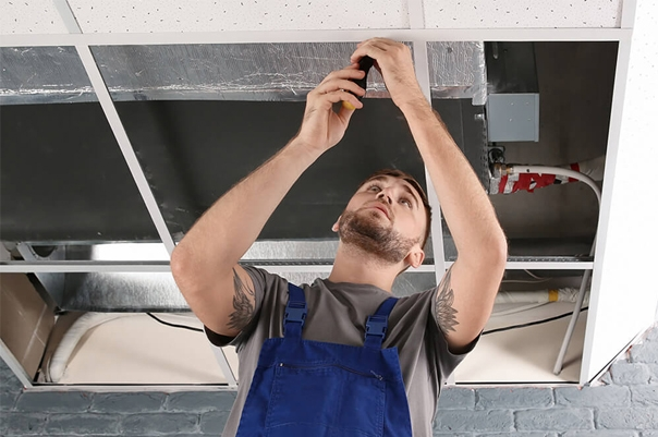 Commercial services turn up & inspection from $149