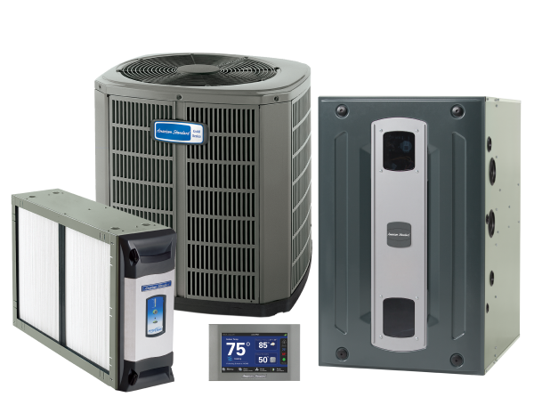 Buy a Furnace, Air Conditioner & Air Purifier package and get $1000 OFF